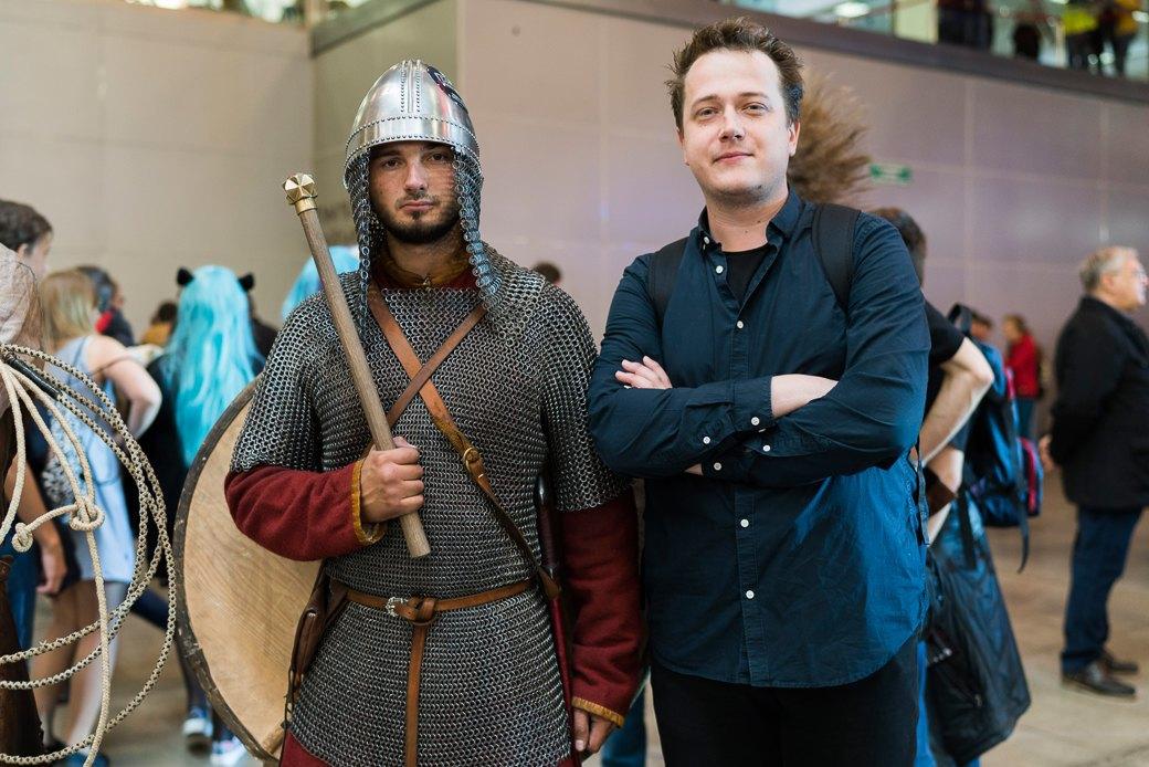 Фрики и гики: Как прошёл второй московский Comic Con. Изображение № 4.