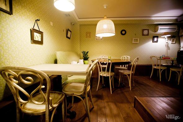 Новое место: Вегетарианское кафе «Прекрасная зелёная». Изображение № 28.
