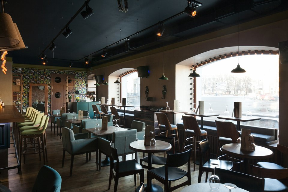 Ресторан-бар Room на Фонтанке. Изображение № 2.