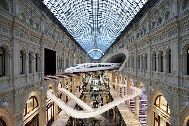 Прямая речь: Голландский архитектор — о торговых центрах, в которых можно работать и отдыхать. Изображение № 18.