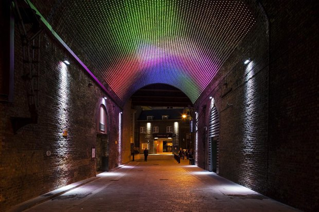Иностранный опыт: Как световые инсталляции меняют жизнь городов. Изображение № 23.