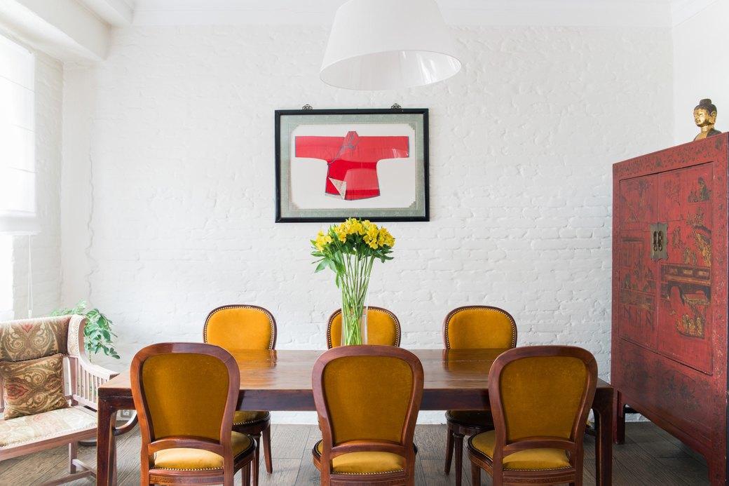 Квартира в Хамовниках с лепниной и ковром ручной работы . Изображение № 4.