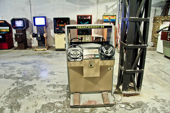 Музей советских игровых автоматов открылся на новом месте. Изображение № 4.
