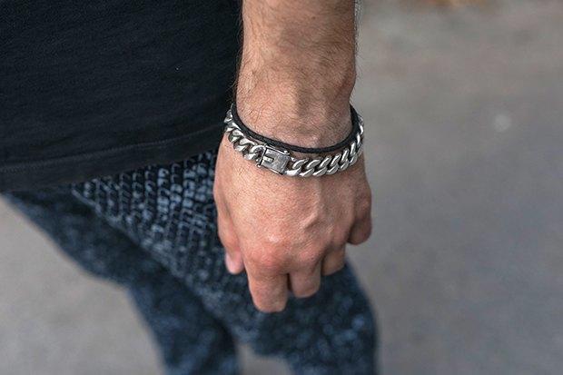 Андрей Бондарь, музыкант группы «Пропеллер Брокен», совладелец бара «Детка». Изображение № 7.