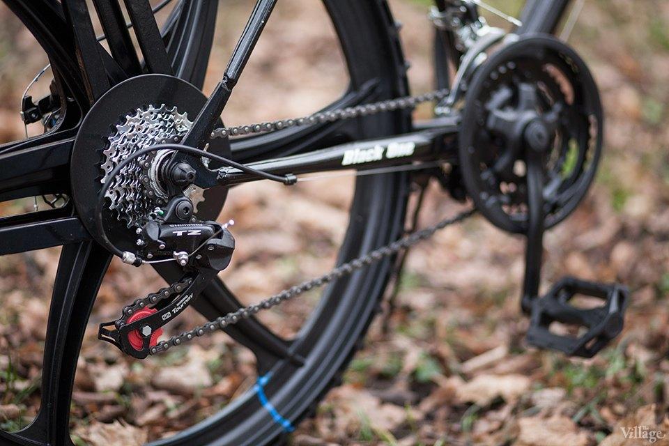 Фоторепортаж: Зимние велосипеды в «Сокольниках». Изображение № 10.
