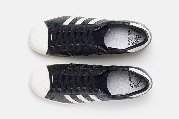 Самая дорогая и дешёвая пара кроссовок adidas Originals вSuperstar Moscow. Изображение № 2.