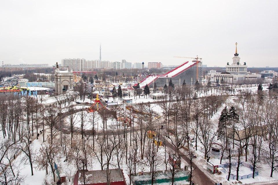 Лучший вид на этот город: 7 смотровых площадок вМоскве. Изображение № 24.