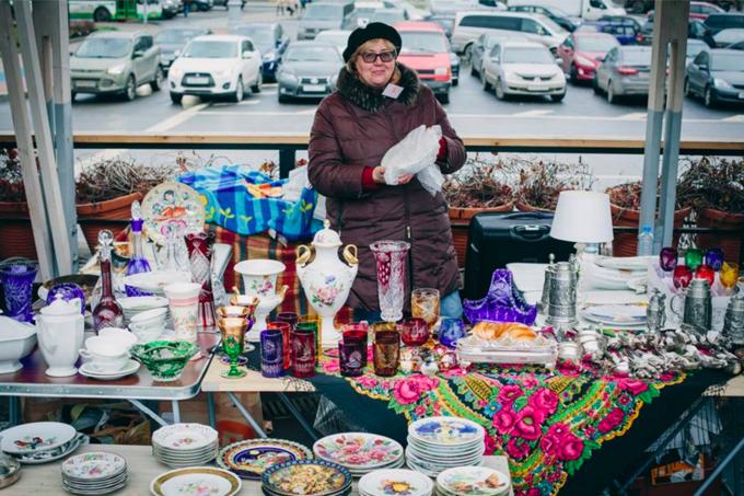 «Антикварный уикенд» на Даниловском рынке будет проходить каждую неделю. Изображение № 4.