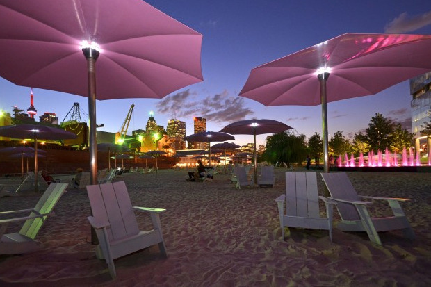 Иностранный опыт: 6 городских пляжей. Изображение № 22.