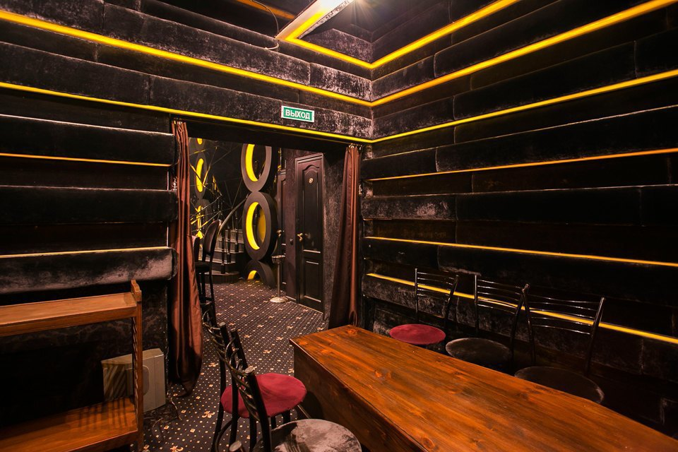 Хоррор-ресторан Bat & Blood. Изображение № 4.