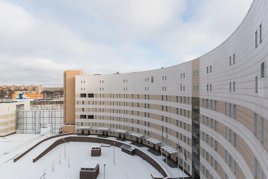 Как выглядит самая большая вРоссии инфекционная больница . Изображение № 12.