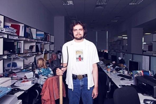 Сергей Глубокин, ведущий архитектор бюро SPEECH. Изображение № 8.