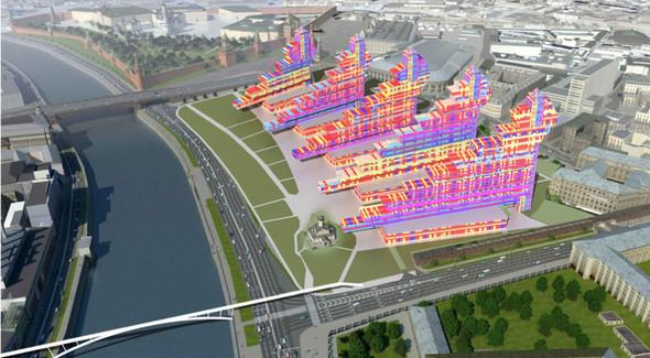 Москомархитектура выбрала 118 проектов парка в Зарядье. Изображение № 9.