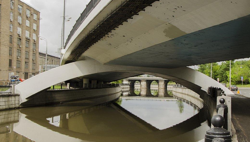 Под мостом Третьего транспортного кольца. Изображение № 21.