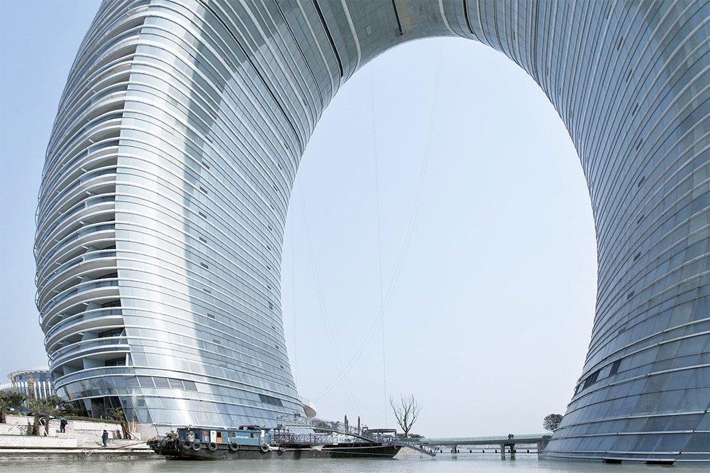Hopes Tech: 15 самых эффектных небоскрёбов мира. Изображение № 49.