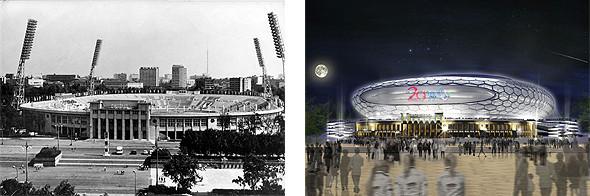Изображение 14. На последнем дыхании: Стадион «Динамо».. Изображение № 9.