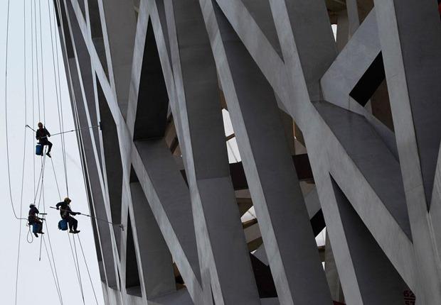Дизайн от природы: «Зеленое» топливо и олимпийский стадион в Пекине. Изображение № 5.