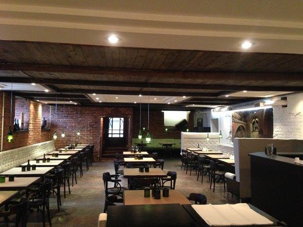 На Адмиралтейской набережной открылся ресторан TerraVino. Изображение № 1.