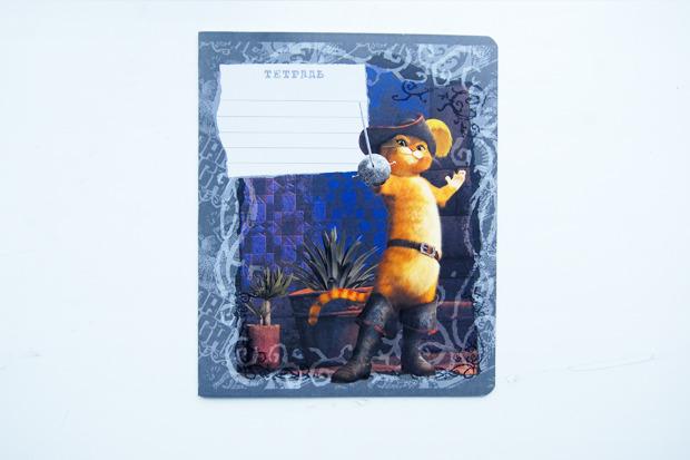 Тетрадь 12 листов, 12 рублей. Изображение № 4.