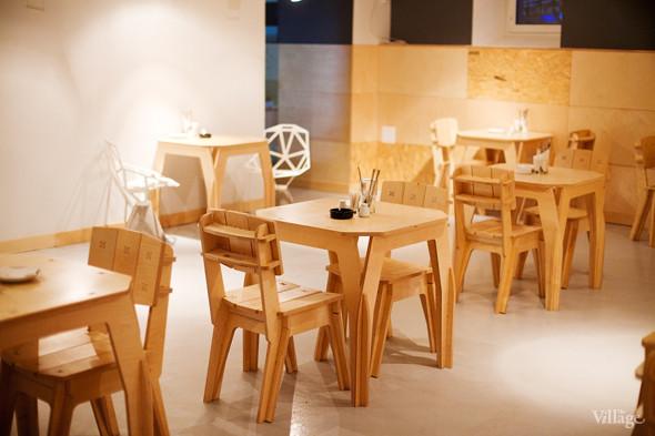 Новое место (Петербург): Кафе-бар Artek. Изображение № 9.