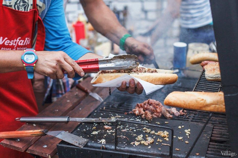 Фоторепортаж: Stay Hungry Backyard. Изображение № 18.
