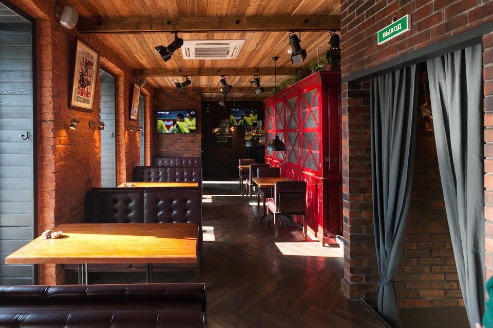 Футбольный бар-ресторан Soccer Place на Добролюбова. Изображение № 5.