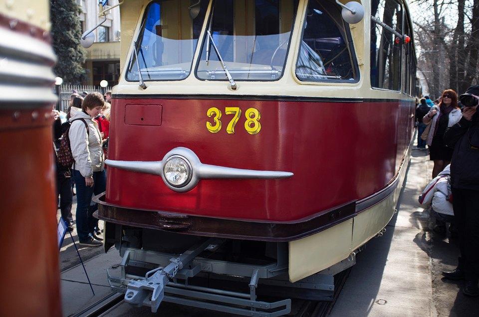 Парад трамваев наЧистыхпрудах. Изображение № 14.