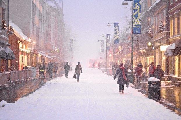 Как утепляются жители Канады, Швеции, Норвегии и Гренландии. Изображение № 12.