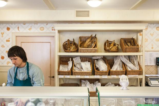 Первый магазин фермерской сети «Гирлянда» открылся на Петроградской . Изображение № 9.