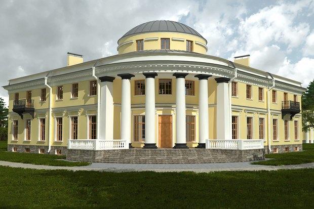 Проект недели: Как Уткина дача станет Музеем городской скульптуры. Изображение № 1.
