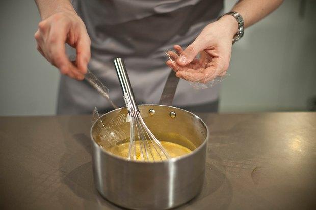 Шеф дома: Ягненок, хумус иоблепиховый десерт шефа «Стрелки». Изображение № 110.