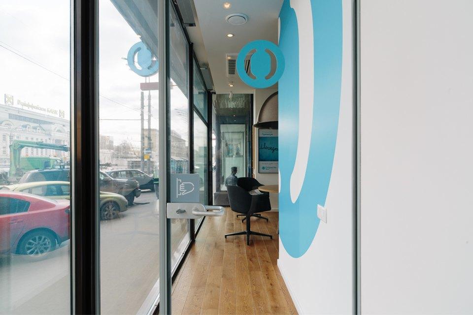Отделение банка«Открытие», совмещённое с кофейней. Изображение № 21.
