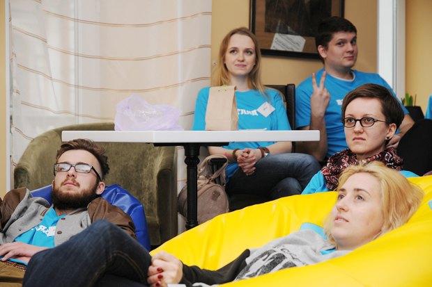 67 часов без сна: Сериаломарафон в Киеве. Изображение № 6.