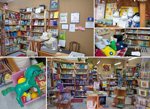 a2cebbdc6967 Книжный мир  Детские книжные магазины. Изображение № 1.