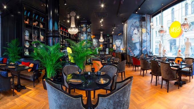 Раппопорт открыл новый ресторан «Мандарин. Лапша и Утки». Изображение № 2.