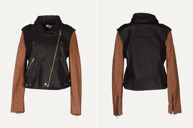 Где купить женскую кожаную куртку: 9вариантов от 8 до 169 тысяч рублей. Изображение № 4.