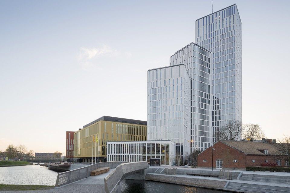 10 лучших зданий первой половины 2015года. Изображение № 4.