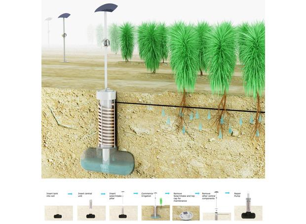 Дизайн от природы: Ресторан-кокон и «тунцовая» электростанция . Изображение № 15.