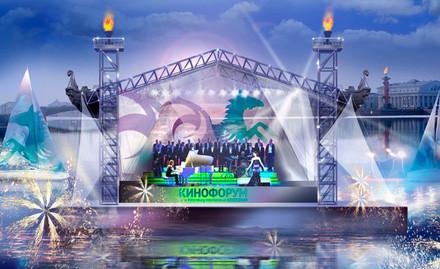 Фестиваль проходит в рамках II Санкт-Петербургского Международного Кинофорума . Изображение № 5.