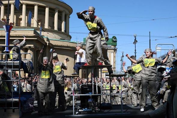 Интервью: Организатор петербургского карнавала — о Дне города и идеологии массовых мероприятий. Изображение № 6.