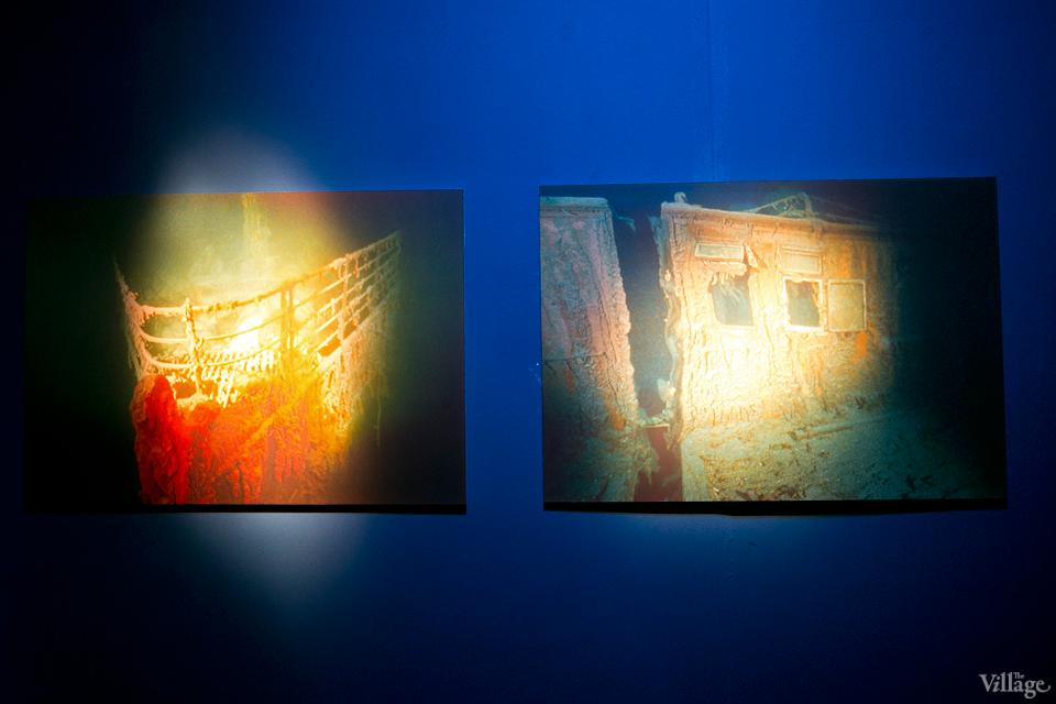 Выставка «Титаник: как это было. Погружение в историю». Изображение № 9.