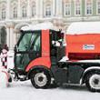 Тысячи людей и машин спасали Петербург от снега минувшей ночью. Изображение № 1.