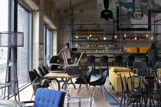 Pop-up ресторан Door19, ресторан «Китайская грамота», кафе OMG!Coffee. Изображение № 1.