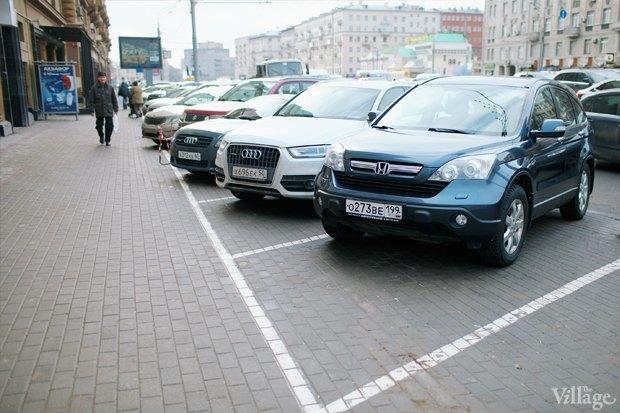 Люди в городе: Первый день платной парковки в пределах Садового. Изображение № 10.