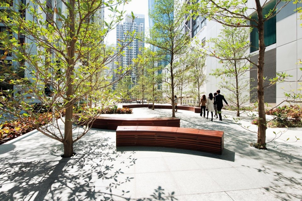 Как выглядят общественные пространства вГонконге, Бильбао идругих городах мира. Изображение № 9.