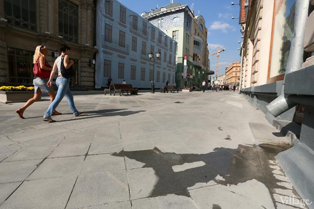 Фото дня: Как выглядит Никольская после реконструкции. Изображение № 4.