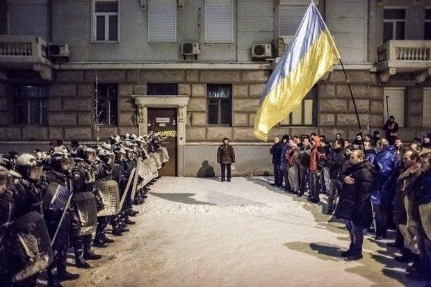 Площадь революции: Евгений Сафонов о том, почему все города должны завидовать Киеву. Изображение № 6.