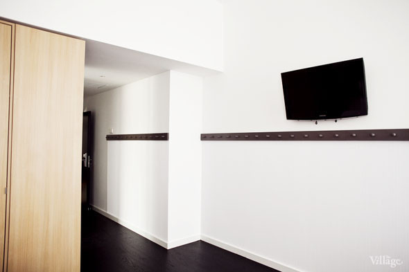 На «Даниловской мануфактуре» открылся лофт-отель. Изображение № 32.