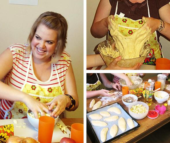 Время есть: репортаж с кулинарного мастер–класса Samovar Cuisine Club. Изображение № 2.