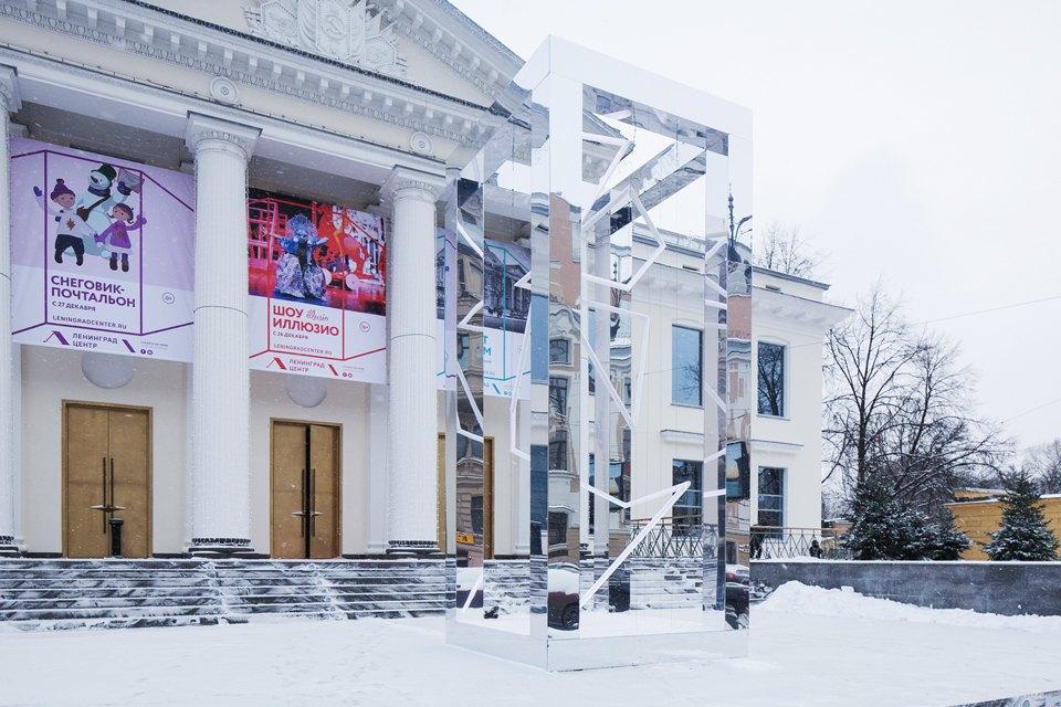 Как друг Путина делал кабаре, аполучился культурный центр. Изображение № 2.